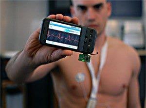 monitor salud movil smartphone