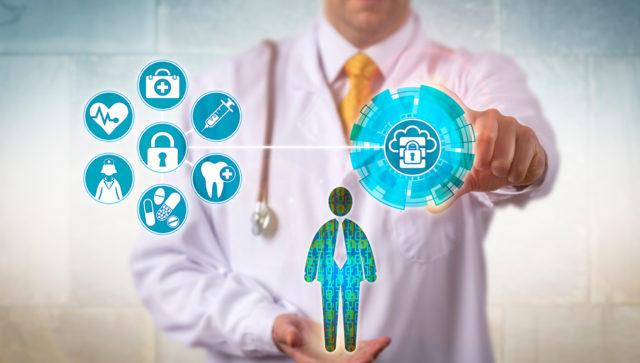 Protección de datos en el sector salud