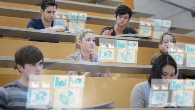 Las aulas inteligentes, concebidas para el aprendizaje activo, son un ejemplo del creciente impacto de las nuevas tecnologías en la educación.