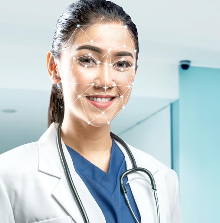 Biometría en el cuidado de la salud