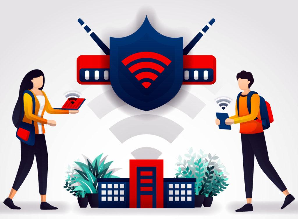 Ciberseguridad en universidades