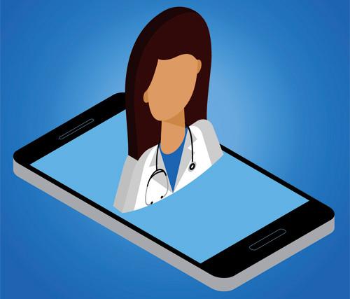 Apps: salud en la palma de la mano.