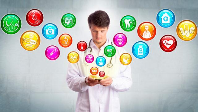 Apps de usos médicos: herramientas para los profesionales.