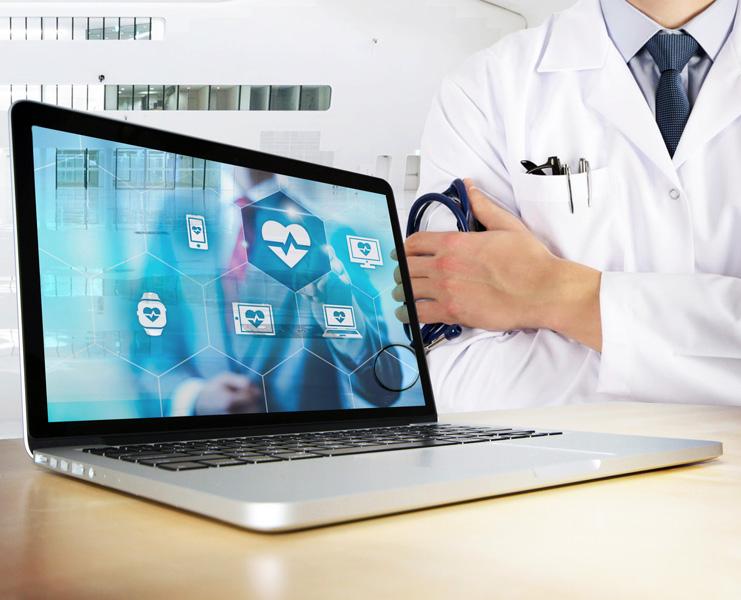 La tecnología blockchain transforma al sector salud