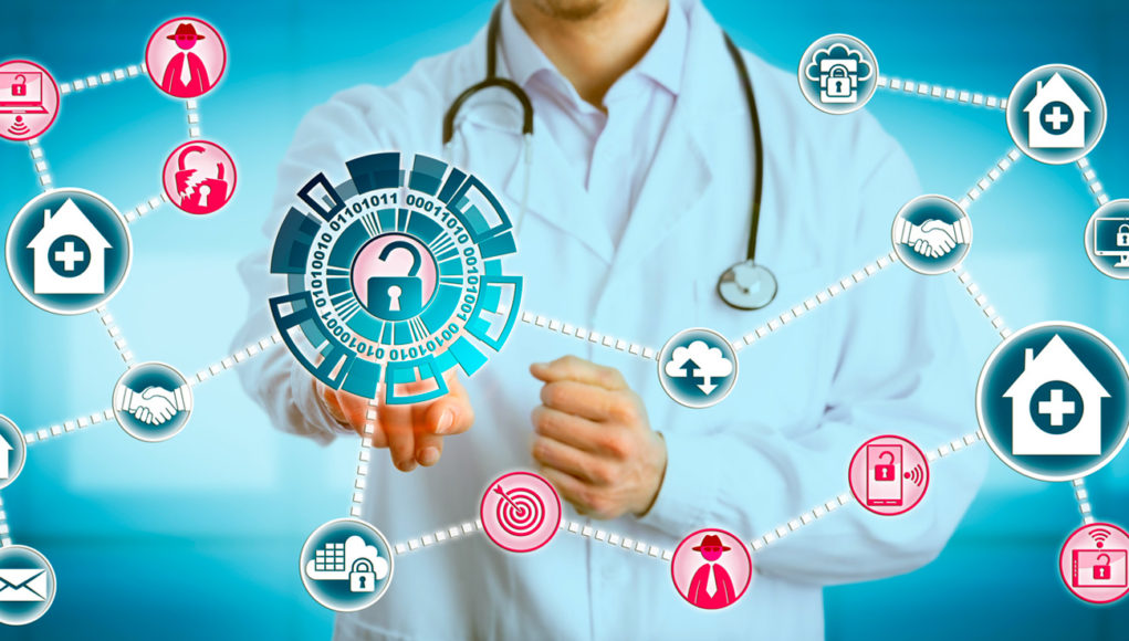 Ciberseguridad en las instituciones de salud