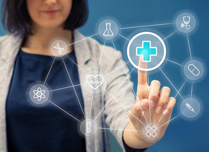 ERP para el sector salud