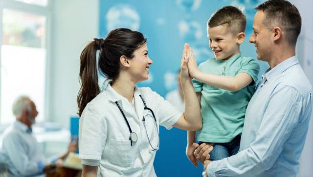 Experiencia del cliente en el sector salud