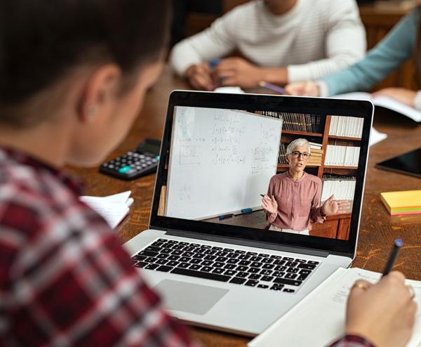 Educación a distancia y COVID-19