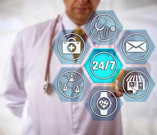 Atención médica digital, una solución eficiente