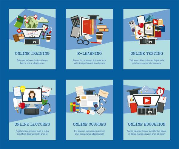 Herramientas para la enseñanza en línea
