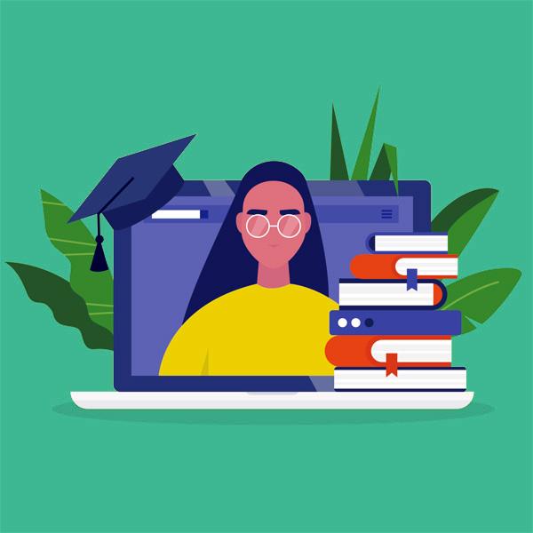 Cursos en línea para el verano