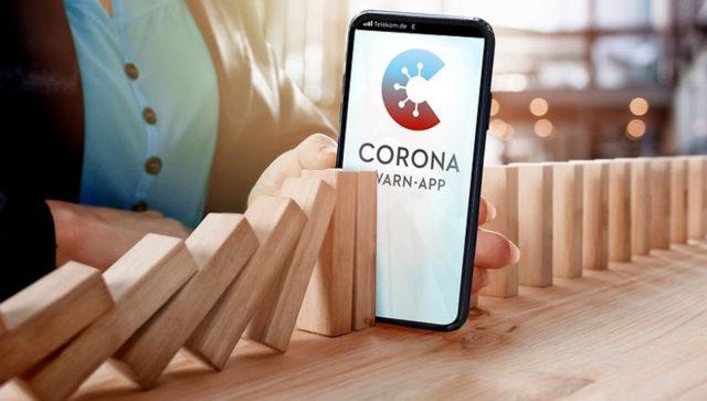Corona-Warn-App: rastreo móvil contra el COVID-19