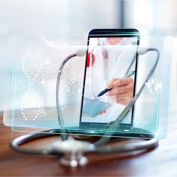 La telemedicina, en auge