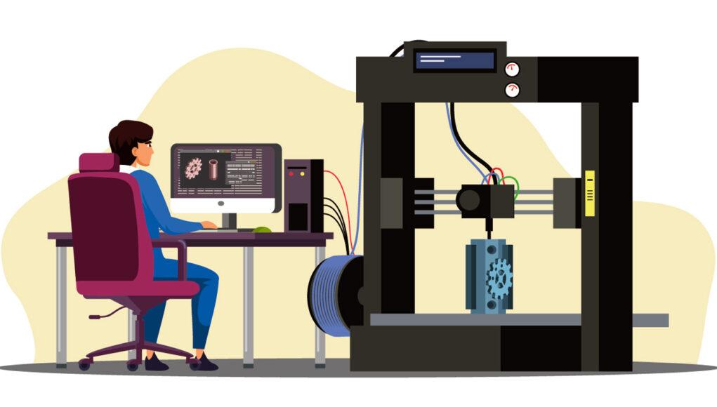 Impresión metálica en 3D