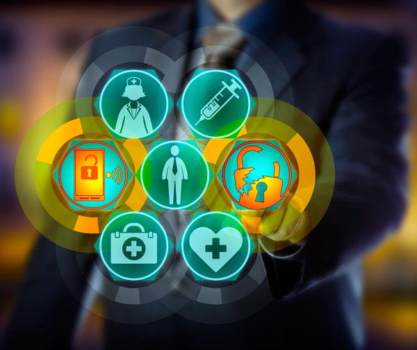 Amenazas informáticas contra la salud