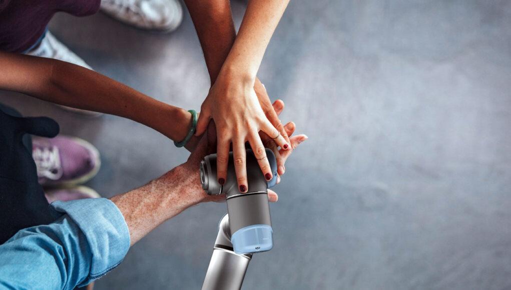 Robótica colaborativa en la industria médica