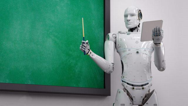 Inteligencia artificial en los exámenes