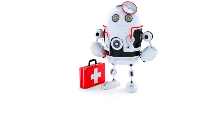 Robots móviles autónomos