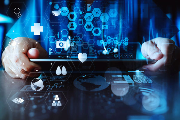 Transformación digital acelerada en la salud